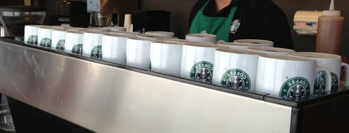 Starbucks is one of Must-visit Food in Miri.