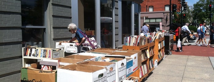 Second Story Books is one of Art, Books, Music, And More.