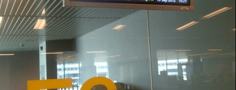 Gate E6 is one of SIN Airport Gates.