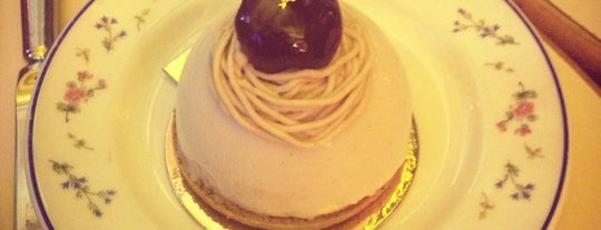 Carette is one of Paris ! Must !.