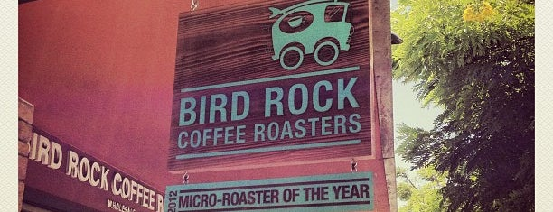 Bird Rock Coffee Roasters is one of World Coffee Places.