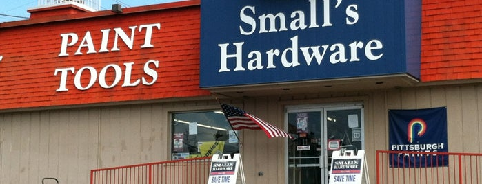 Small's Do it Best Hardware is one of Fixer Upper Badge - Cincinnati Venues.