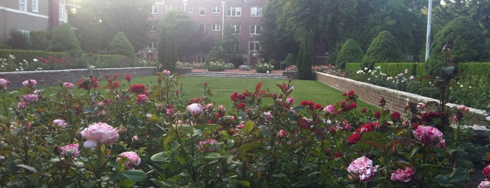 Rose garden is one of Potential Vendors.