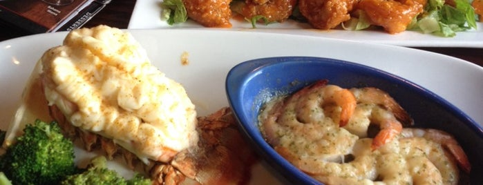 Red Lobster is one of Jake's Picks - Restaurants of Niagara.