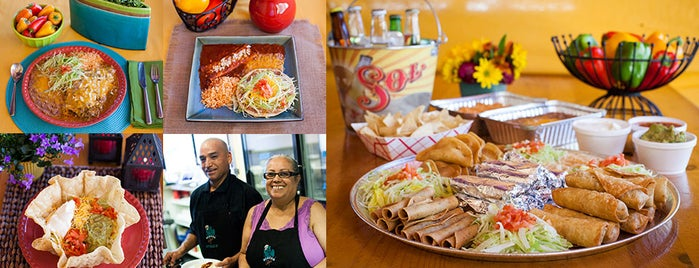 El Molino Mexican Cafe is one of PHX Latin Food in The Valley.