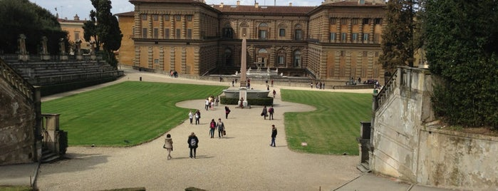 Giardino di Boboli is one of Attractions to Visit.