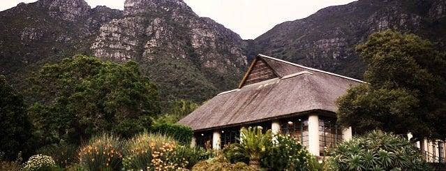 Kirstenbosch Botanical Gardens is one of No te lo Pierdas: a menos de 1h de Ciudad del Cabo.