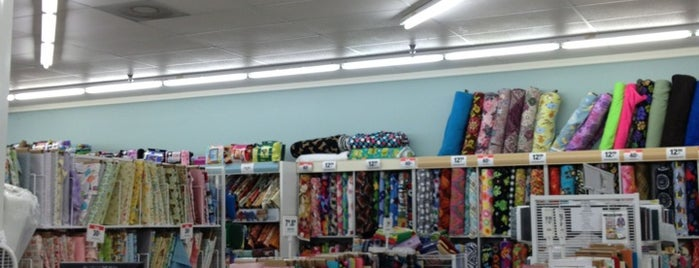 Joann's is one of Top picks for Arts & Crafts Stores.