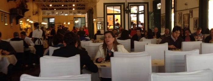 Estação República Restaurante is one of O melhor do Centro de São Paulo.
