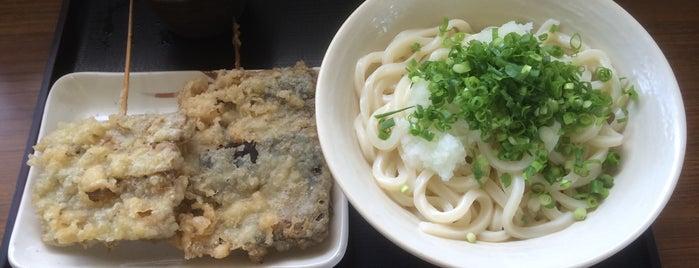 てら屋 国分寺店 is one of めざせ全店制覇~さぬきうどん生活~ Category:Ramen or Noodle House.
