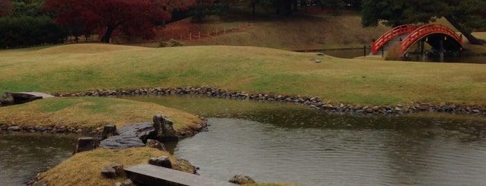 名勝旧大乗院庭園 is one of Great outdoor in NARA.