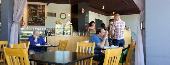 Caffe Zingaro is one of Coffee & Tea.