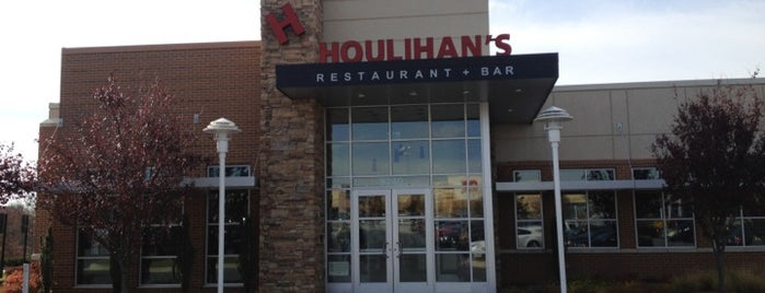 Houlihan's is one of Food Spots to Try.