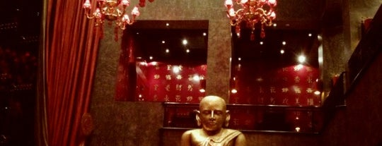 Buddha Bar is one of Magic and Romantic place.