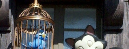 Fantasy Faire is one of Disneyland Fun!!!.