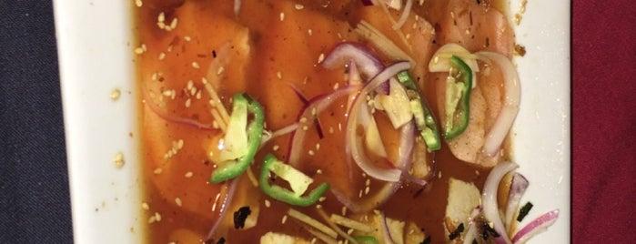 Aka Sushi is one of Favorite Restaurants.