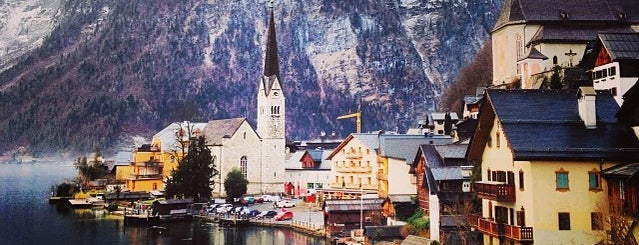 Hallstatt is one of Dream Destinations.