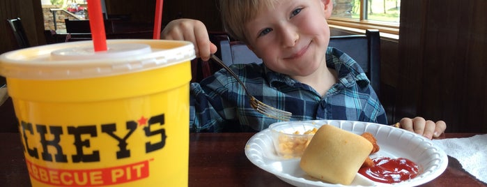 Dickey's Barbecue Pit is one of South Carolina Barbecue Trail - Part 1.