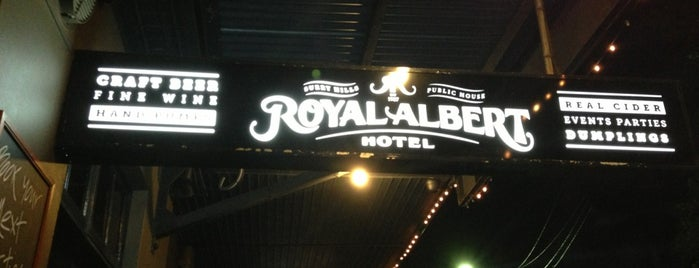 Royal Albert Hotel is one of Sydney Pubs.