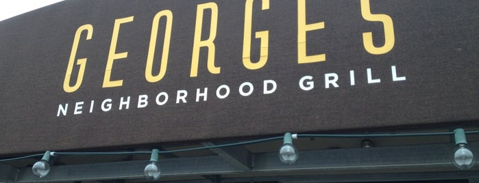 George's Neighborhood Grill is one of Places to eat in INDY.