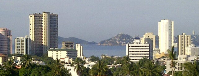 Acapulco is one of I've been here.