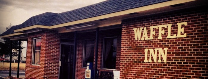 Waffle Inn is one of Guide to places in Verona.
