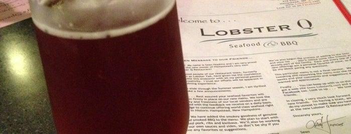 Lobster Q is one of Dining Tips at Restaurant.com Boston Restaurants.