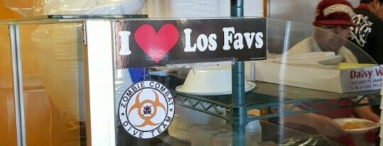 Los Favoritos Taco Shop is one of PHX Latin Food in The Valley.