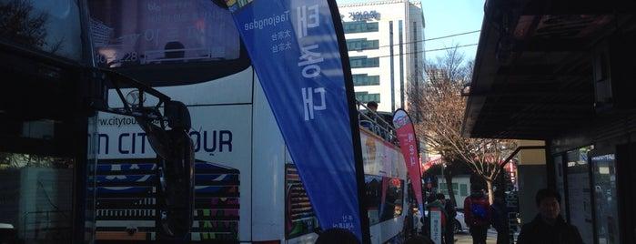 부산역 시티투어 승강장 is one of Railro - Busan˘▿˘.