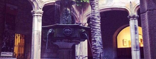 Arxiu Històric de la Ciutat de Barcelona is one of Museus i monuments de Barcelona (gratis, o quasi).