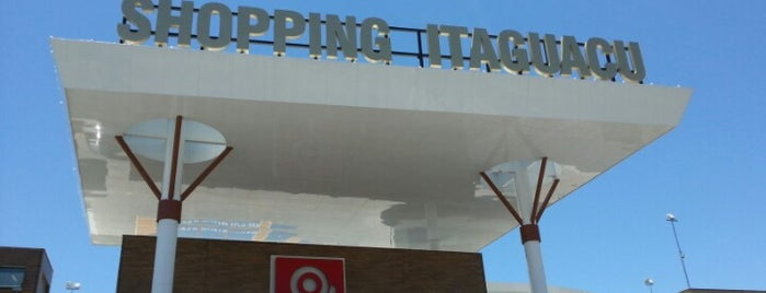 Shopping Itaguaçu is one of Floripa.