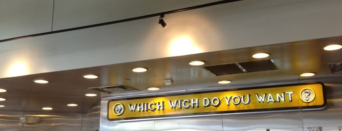 Which Wich? Superior Sandwiches is one of Top picks for Sandwich Places.