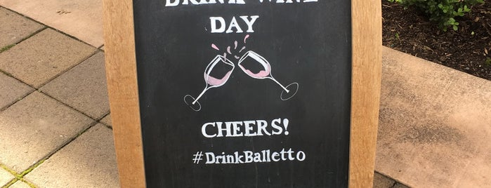 Balletto Vineyards & Winery is one of CVB Members.