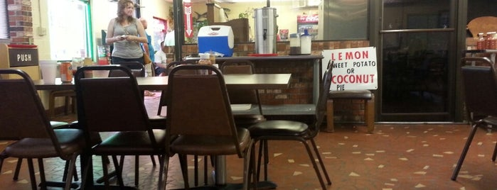 Watford's BBQ is one of South Carolina Barbecue Trail - Part 1.