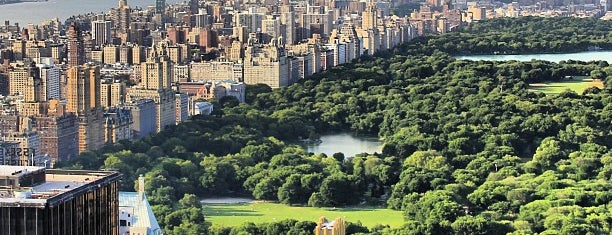 Central Park is one of Check-In.
