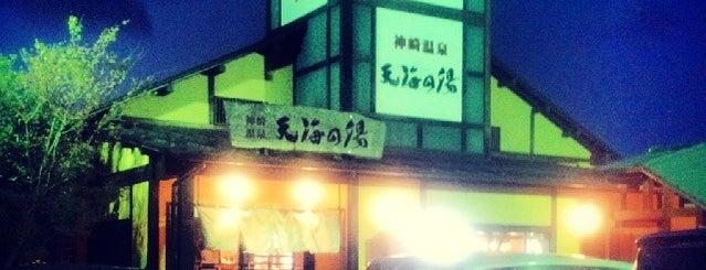 神崎温泉 天海の湯 is one of 温泉.