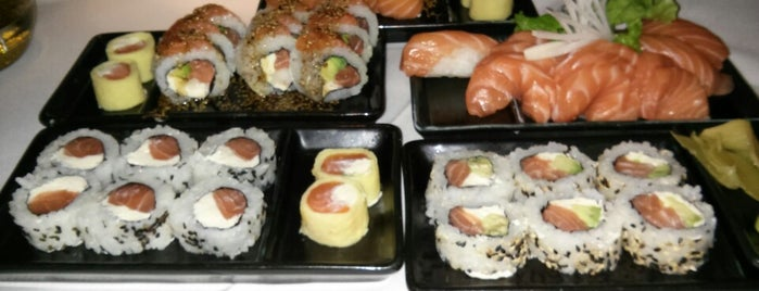 SushiClub is one of Favorite Food.