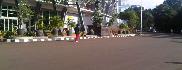 Jogging Track is one of Enjoy Jakarta 2012 #4sqCities.