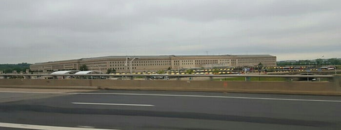 The Pentagon is one of Moderator Central.