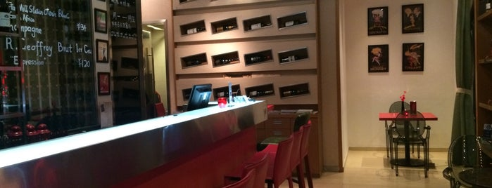 Globus wine @ the loft is one of Shanghai.
