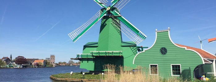 Oliemolen De Bonte Hen is one of Dutch Mills - North 1/2.