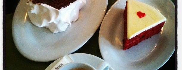 The Chocolate Kiss Café is one of Coffee & Tea.