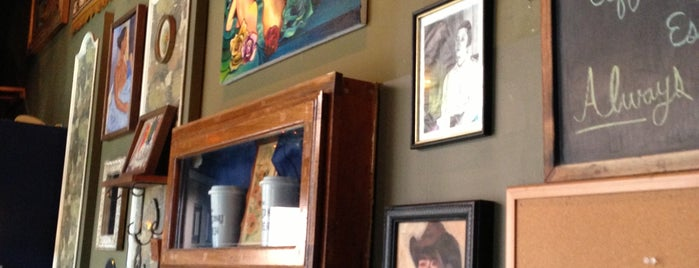 The Gypsy Den Cafe @ the L.A.B. is one of Socal.