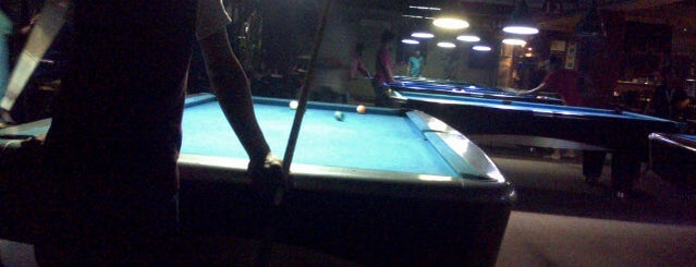 Rick's Cafe & Billiard is one of Top 10 favorites places in Jakarta, Indonesia.