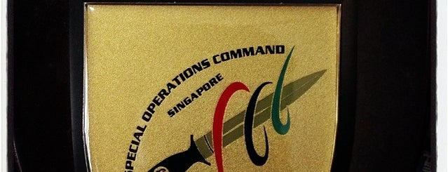 Special Operations Command (Queensway Base) is one of Singapore Police Force.