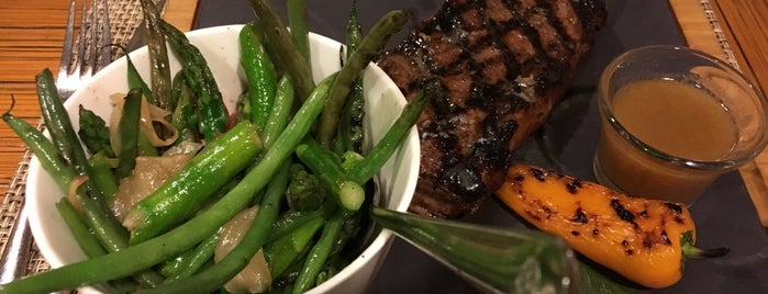 Norio's Japanese Steakhouse & Sushi Bar is one of Big Island Eats.