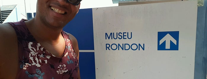 Museu Rondon is one of All-time favorites in Brazil.