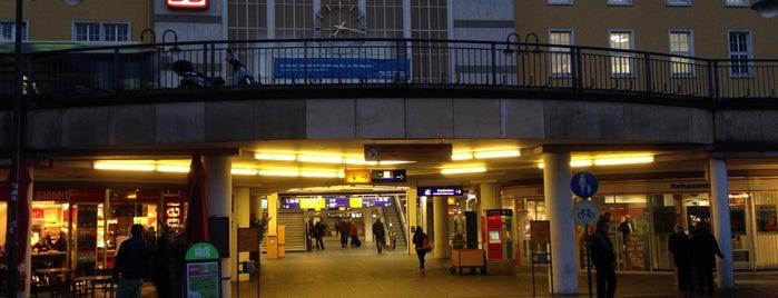 Bahnhof Fulda is one of Ausgewählte Bahnhöfe.