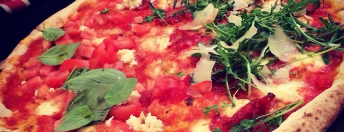 Homeslice is one of Top eats for London.