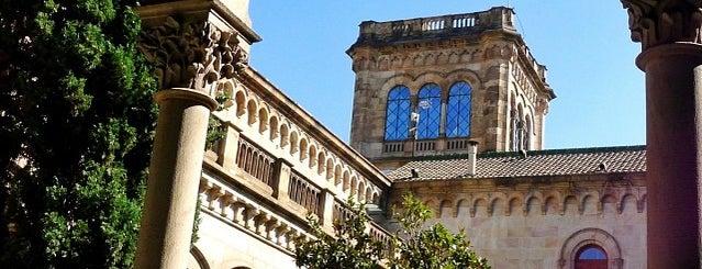 Universitat de Barcelona - Edifici Històric is one of Tania.